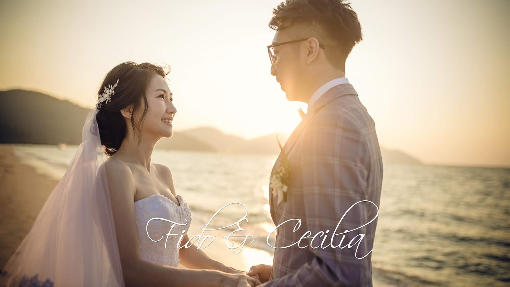 Fido & Cecilia Garden Wedding Videography at Park Royal Penang