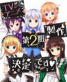 Gochuumon Wa Usagi Desu Ka Ss2 - GochiUsa 2 2015 Poster