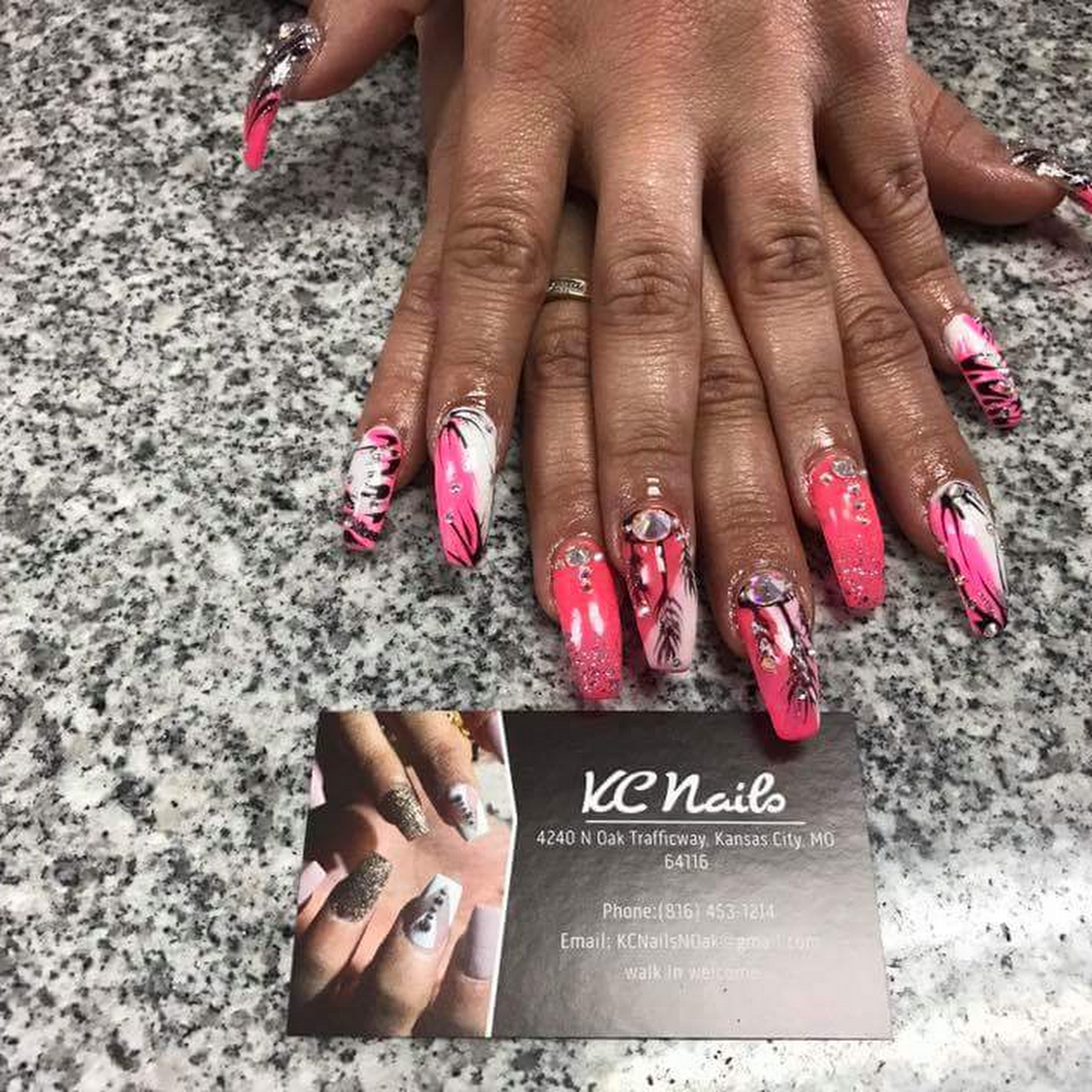 Kc Nails Nail Salon In Kansas City