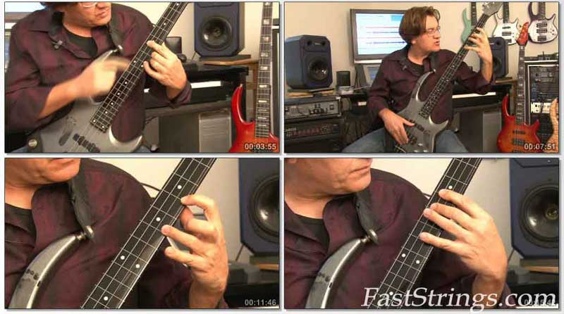 Bunny Brunel - Fretless Bass