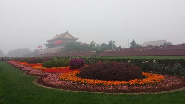 Mausoleum of Mao Zedong, Tiananmen, Dongcheng, Beijing, China