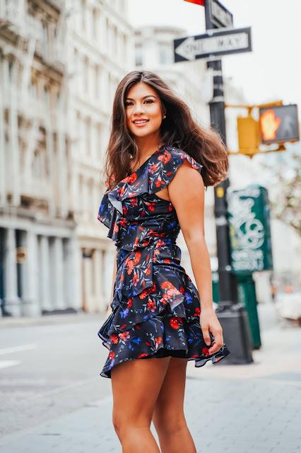 New York Fashion Blogger Kelly Fountain photoshoot