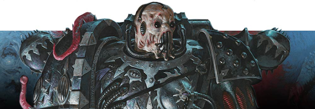 Chaos Marine Codex Preview: Emperors Children