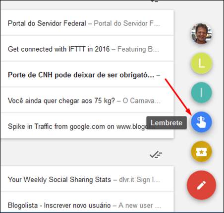 Inbox by Gmail - como usar no computador - Visual Dicas