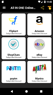 All in One Online Shopping in INDIA - náhled