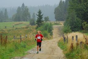 Bieg 7 Dolin, Krynica-Rytro-Piwniczna-Krynica (08.09.2012)