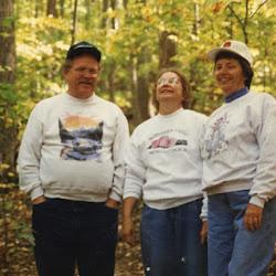 Fellowship Class - 1996-10 Roaring Run Hike