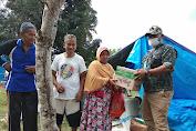 Peduli Kemanusiaan, 99 Community, Salurkan Bantuan Bencana di Luwu Utara