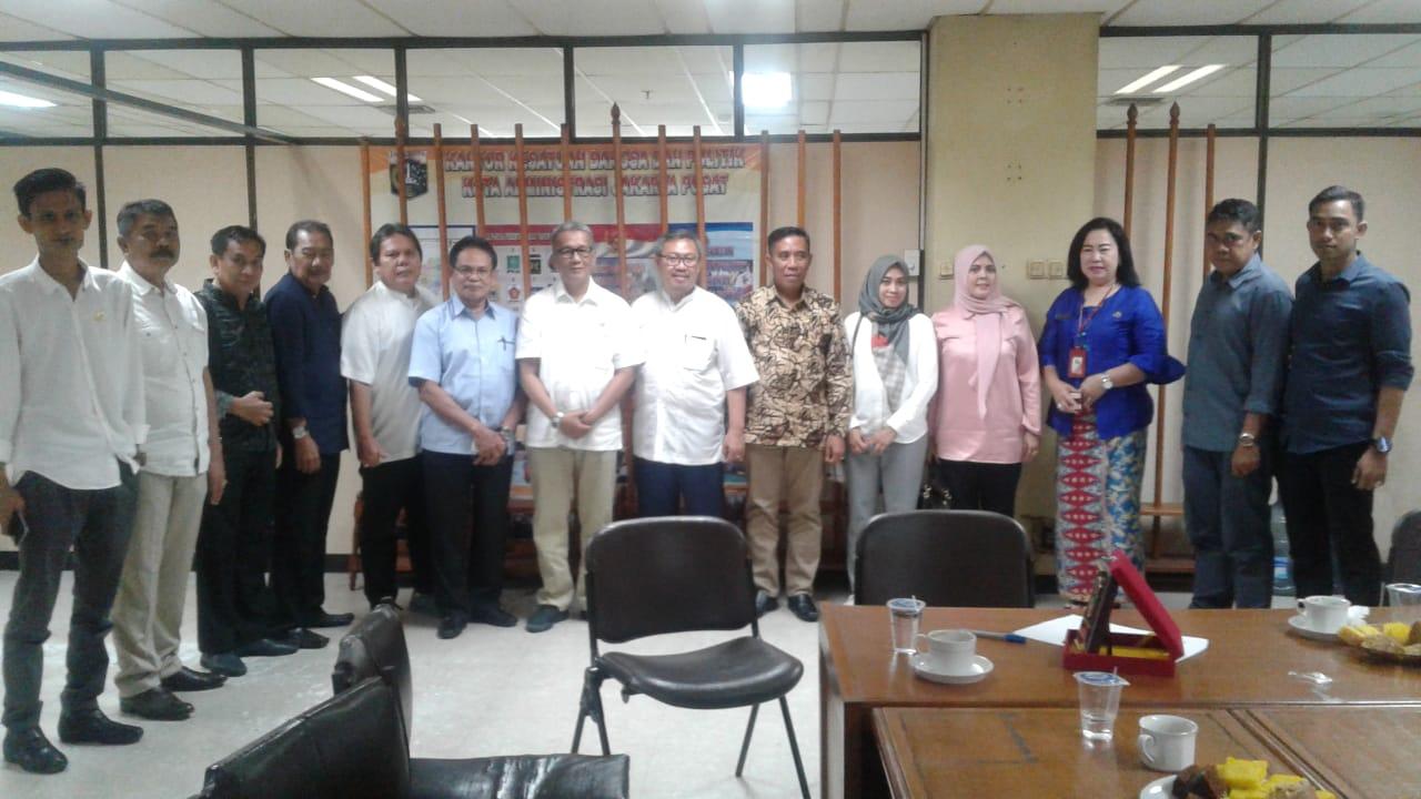 Tangkal Radikal, DPRD Wajo Konsultasi Juknis Pembentukan FKUB di Jakarta
