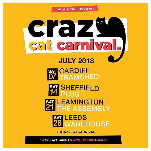 crazy cat carnival