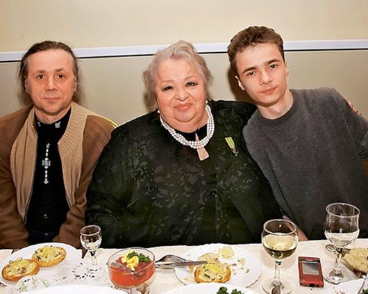 Василий и Наталья Крачковские