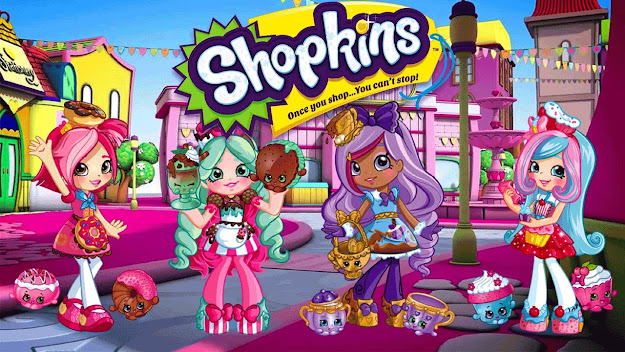 Shopkins Coloring Video Pages Book Shoppies For Kids Learning Videos Toys  Colouring Colour Kingdom