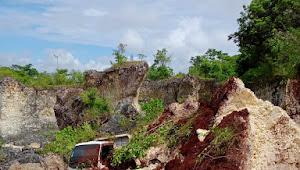 Andi Utta Bantu Korban Longsor di Desa Bontotiro Kabupaten Bulukumba