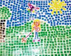 Mosaic by Anna