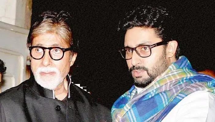 अमिताभ बच्चन और अभिषेक कोरोना पॉजिटिव, ऐश्वर्या सहित अन्य लोगों के टेस्ट निगेटिव