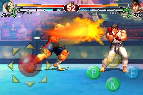 Download Street Fighter IV 4 HD apk