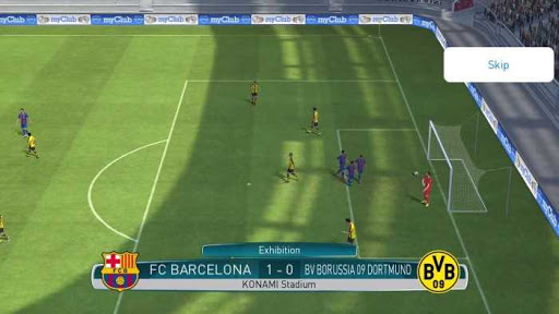 Download PES 2017 APK + OBB For Android 3