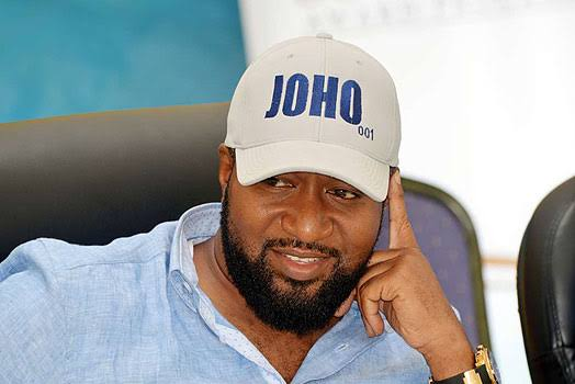 Mombasa Governor Joho on SGR, KRC deal.