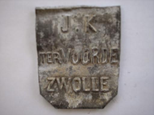 Naam: JK ter VoordePlaats: ZwolleJaartal: 1949