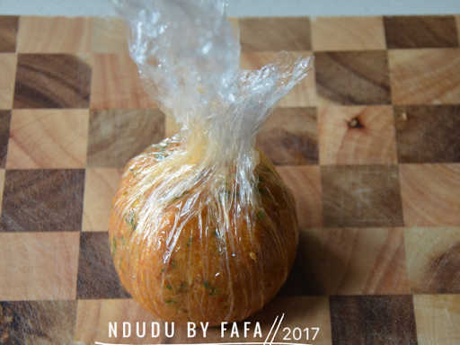 Ndudu by fafa for Fish n gari