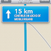 Insert Apple Maps joke here: This is the road from Roscommon to Athlone, apparently.