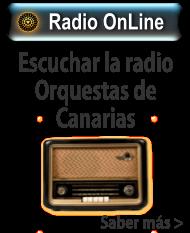 Escucha Orquestas de Canarias desde Internet