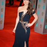 OIC - ENTSIMAGES.COM - Charlotte Riley at the EE British Academy Film Awards (BAFTAS) in London 8th February 2015 Photo Mobis Photos/OIC 0203 174 1069
