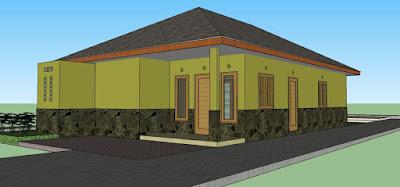 desain rumah dari arsitek