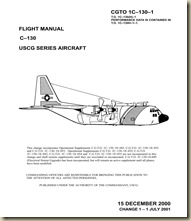 USCG Lockheed C-130 Flight Manual
