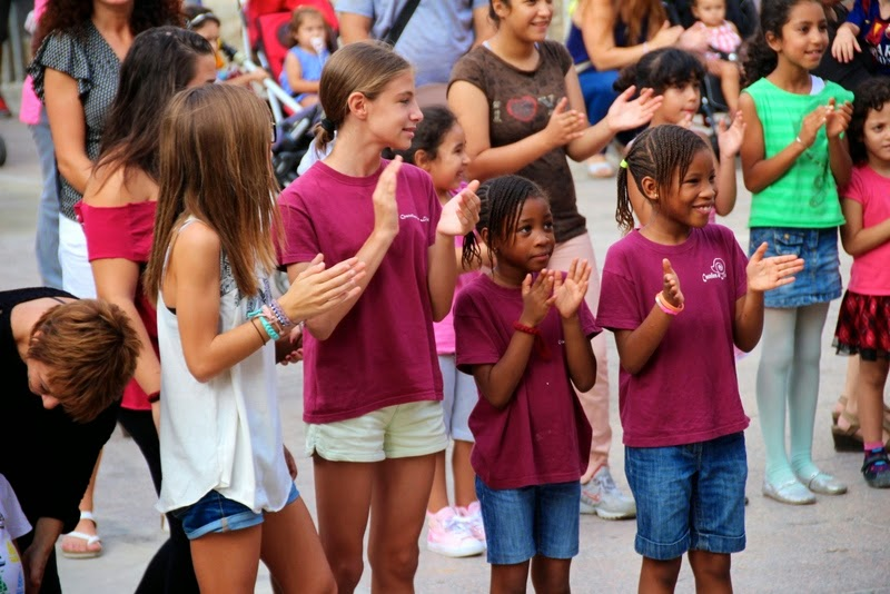 Festa infantil i taller balls tradicionals a Sant Llorenç  20-09-14 - IMG_4197.jpg