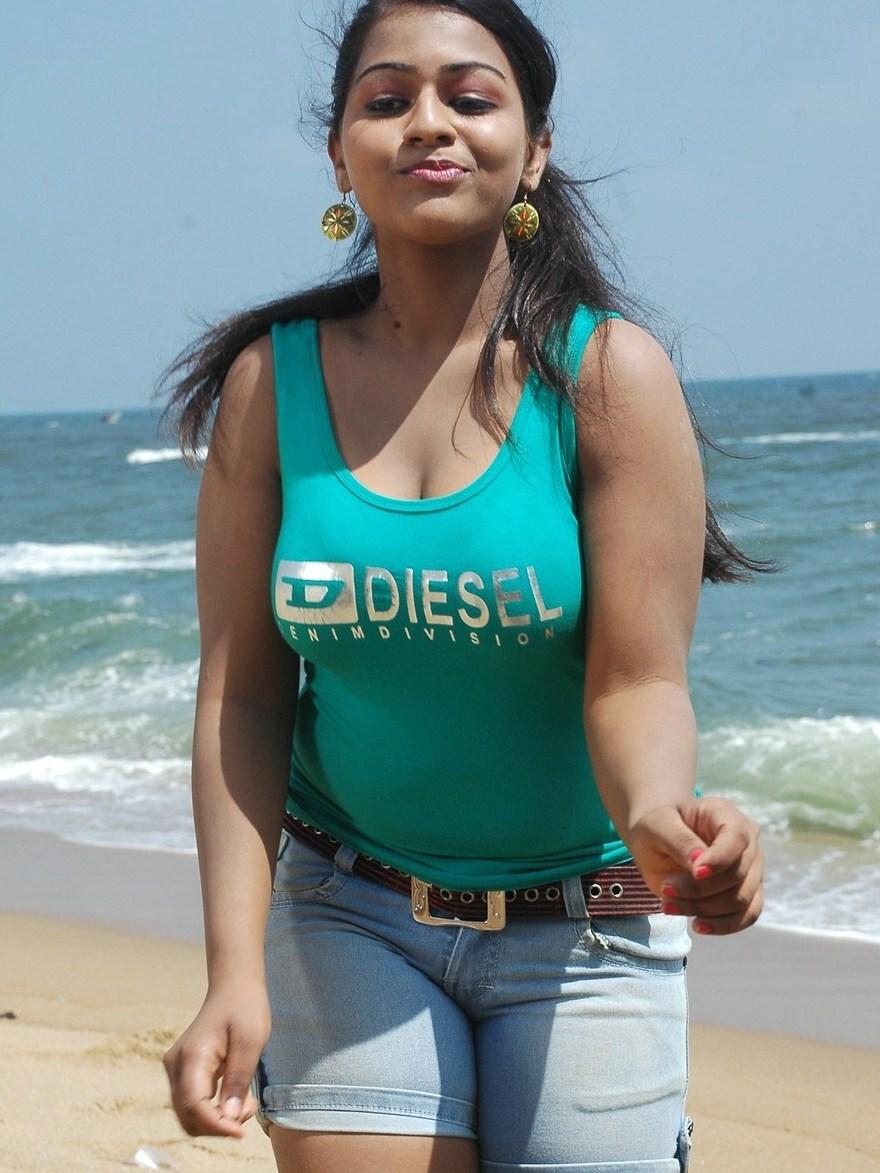 sms,cute girls still collections: beach swim dress hot actress still