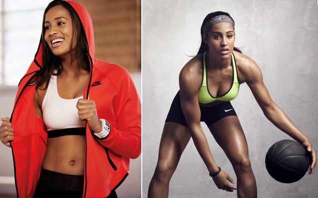 Hot College Women Athletes 111