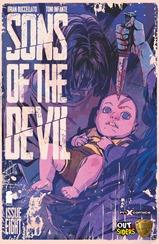"""Actualización 03/09/2018: Heisenberg y Huascaj nos traen el numero 8 de Sons of The Devil. """"Mentirosos y ladrones"""" Otra muerte envía a Travis en busca de respuestas, pero la búsqueda lo lleva a un lugar inesperado."""