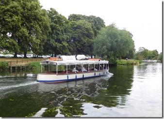 15 trip boat at evesham