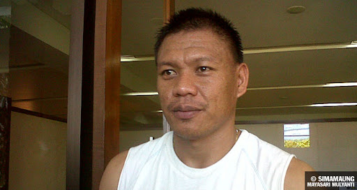Jandri Pitoy Persib bandung