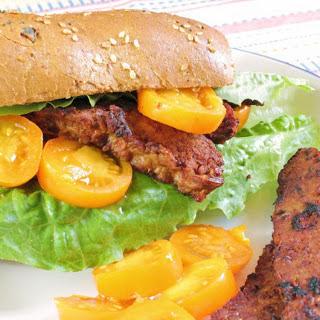 Tempeh Bacon [Vegan].