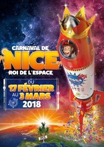Carnaval de Nice affiche 2018