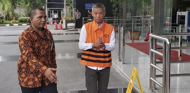 Jaksa KPK Banding Atas Vonis Ringan Terhadap Wahyu Setiawan Dan Agustiani Tio