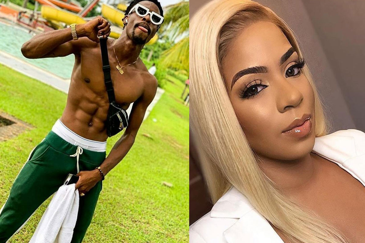 Venita Akpofure likes a tweet saying that her cousin and BBNaija star, Neo bought the car he claimed his fans gave him on his birthday