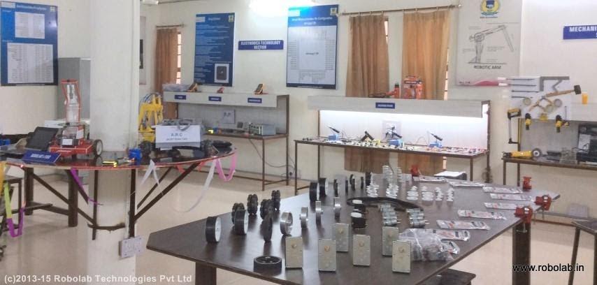 Amritsar College of Engineering and Technology, Amritsar Robolab (38).jpg