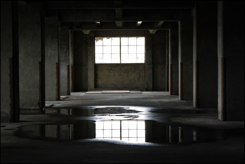 Reflections in Water - Millennium Mills