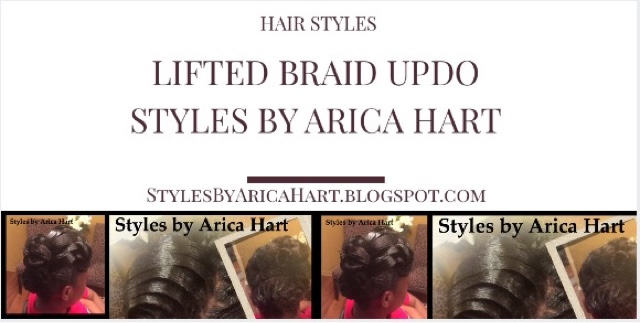 Hairstyles, updo style, lifted braid hair Styles, hair blog, beauty blog