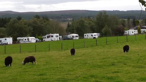 Culloden Moor Caravan Club Site at Culloden Moor Caravan Club Site