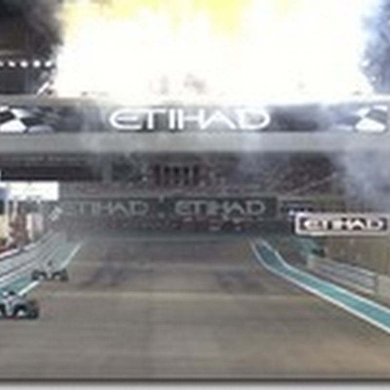 GP di Abu Dhabi: Bottas conquista l'ultima vittoria del 2017