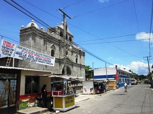 San Emigdio, La Paz, El Salvador