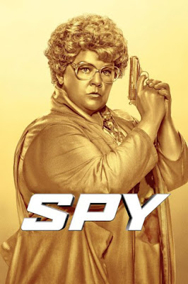 Spy (2015) BluRay 720p HD Watch Online, Download Full Movie For Free