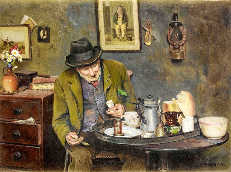 Charles Spencelayh - Patience