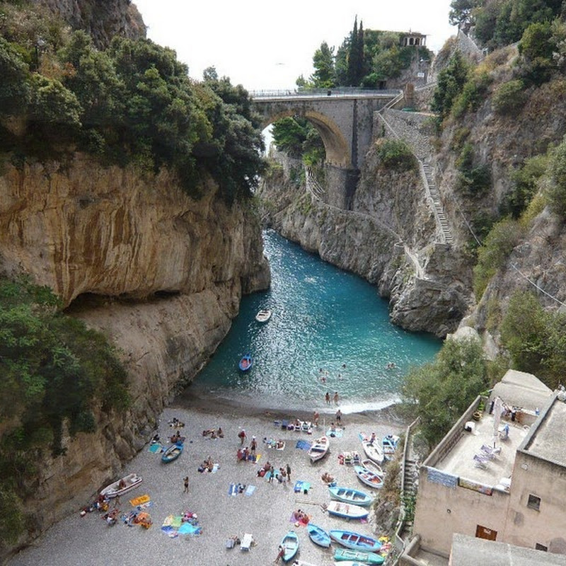 Furore: An Italian Village Hidden in a Fjord