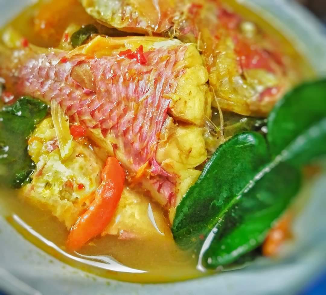 Resep Makanan Khas Maluku, Ikan Dengan Kuah Kuning