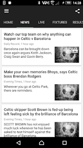 Football News Scotland screenshot 4